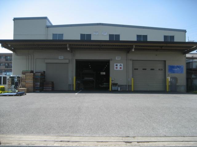 3層階建て倉庫